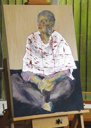 0503-15 Lois portrait reflective72