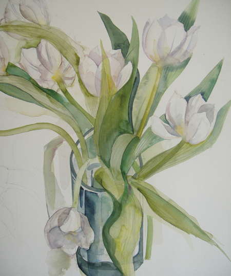 28-03-15 white tulips painting72