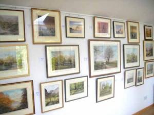 Ken Messer's display
