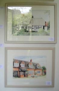 "Susanna Brunskill's house ""portraits"""