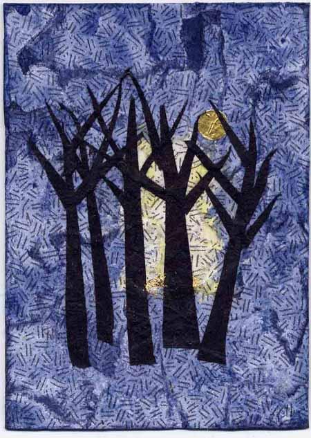 Carol Pratt - Blue Moon