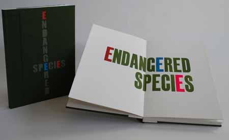 SB blog1 pic5 Endangered Species cover & title