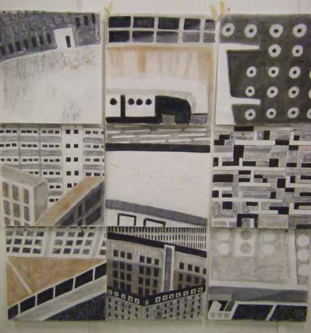 Urban - Fabric drawings