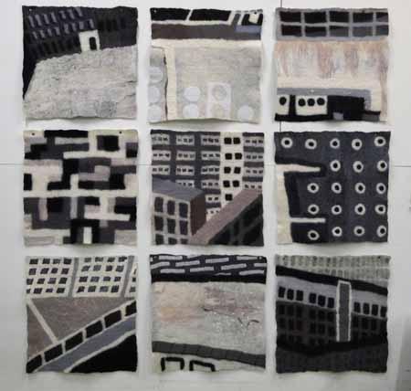 Urban-Fabric (felt)