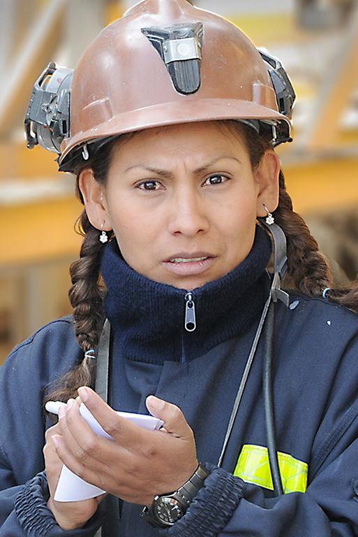 Peruvian Miner