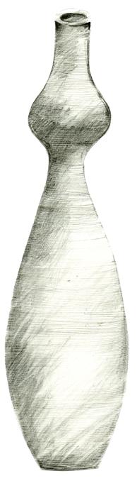 vase african