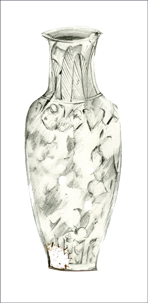 01-02-16 Chinese vase - drawing72