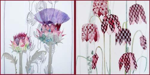 Flowering Artichoke-72