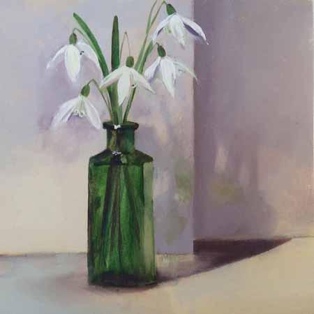 Snowdrops 11/03 (sold)