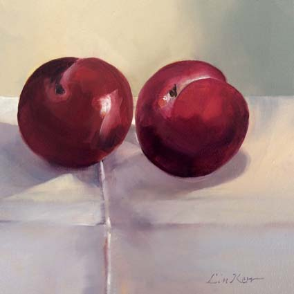 Two juicy plums 08-03