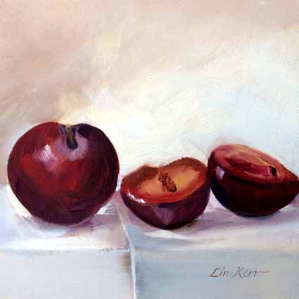 Two plums 08-03