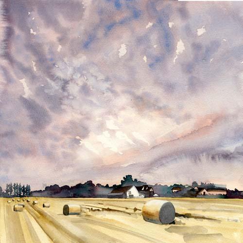 Harvest at Ardington