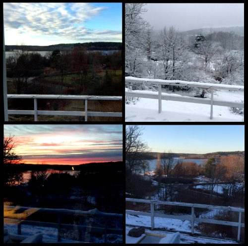 Photos taken over the period of a week in Tyreso, Sweden