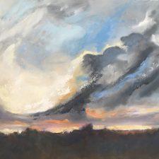 Sunset at Ardington