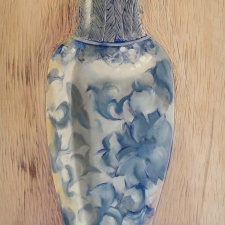 L664 Stillness of a Chinese Vase