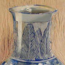 Large vase paintings