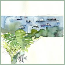 Top tips for daily drawings, paintings or photos