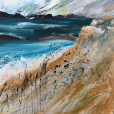 Caroline Chappell – Abstracting the Landscape-  part 2